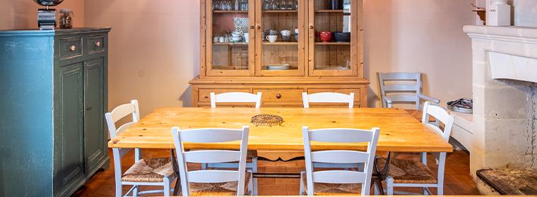 Location Gîte Saumur 49